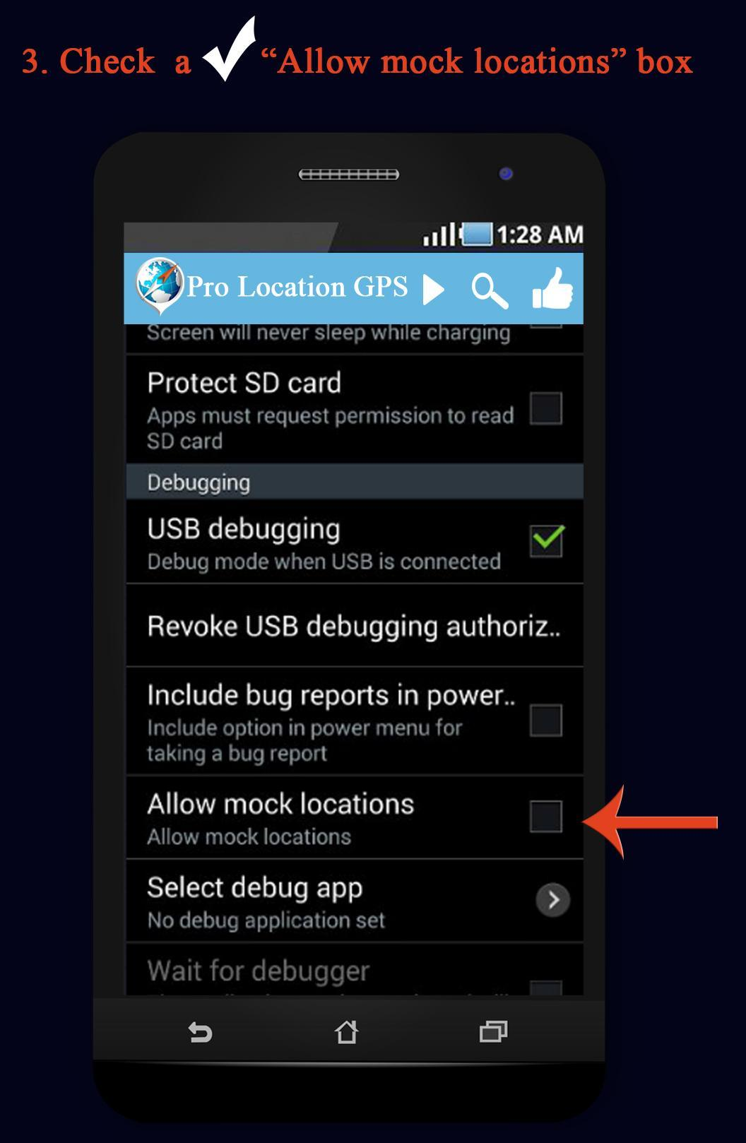 Pro Location - Fake GPS - for Android - APK Download