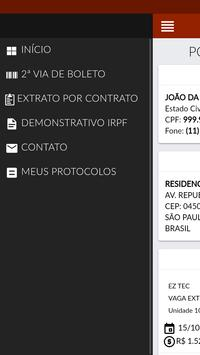 Portal do Cliente screenshot 5