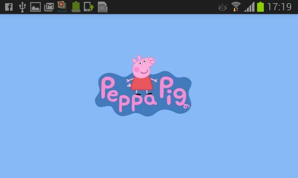 Peppa Pig videos e episódios Cartaz