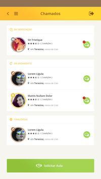 EasyClasses Aulas Particulares apk screenshot