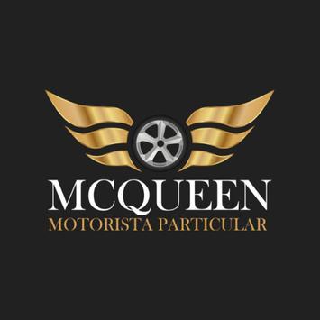 McQueen Motorista Particular poster