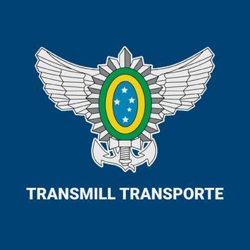Transmill Transporte Militar poster