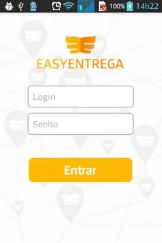 EasyEntrega - Entregador apk screenshot