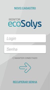 Monitoramento ecoSolys poster