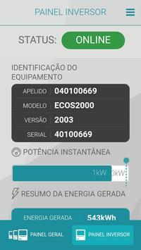 Monitoramento ecoSolys apk screenshot