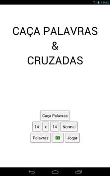 Caça Palavras & Cruzadas screenshot 4