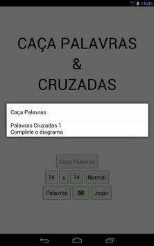 Caça Palavras & Cruzadas screenshot 5