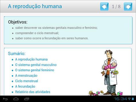 A reprodução humana poster