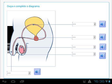 A reprodução humana apk screenshot