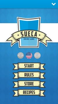 Sueca Drinking Game poster