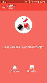 Expo Unhas - Clientes poster