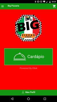 Big Pizzas Litoral - Brusque poster