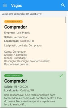 Quero Vagas 2.0 – Empregos apk screenshot