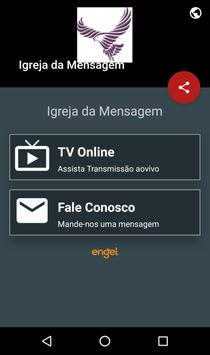 Tabernáculo da Mensagem apk screenshot
