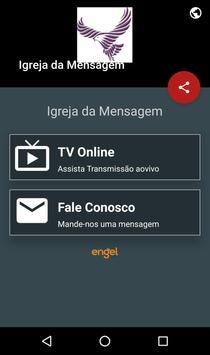 Tabernáculo da Mensagem screenshot 1