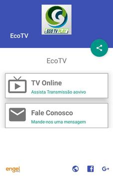 EcoTV poster