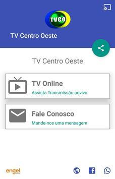 TV Centro Oeste apk screenshot
