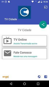 TV Cidade apk screenshot