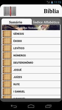 A Sagrada Bíblia apk screenshot