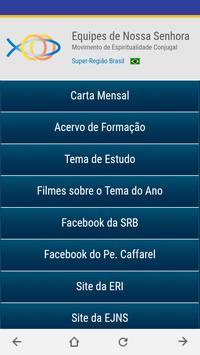 Equipes de Nossa Senhora Super-Região Brasil - ENS screenshot 1