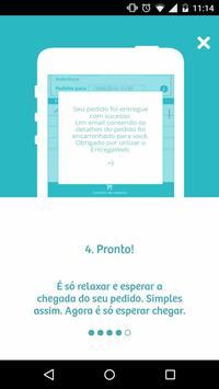 EntregaWeb - Delivery Comida screenshot 3
