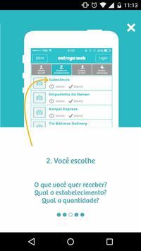 EntregaWeb - Delivery Comida screenshot 1