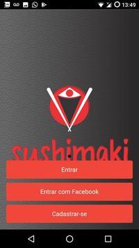 Sushimaki Delivery Demo screenshot 1