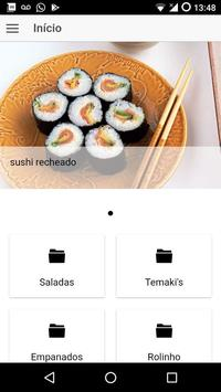 Sushimaki Delivery Demo screenshot 3