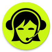 Translator Women's Voice icon