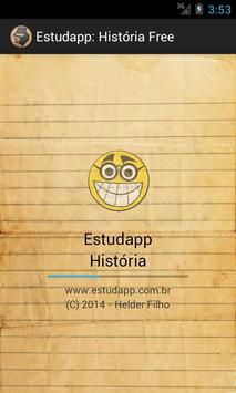 Estudapp História poster