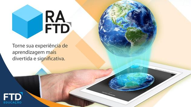 Realidade Aumentada FTD apk screenshot