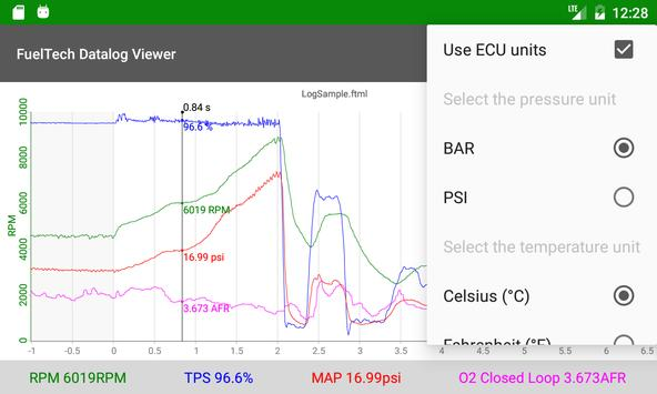 FuelTech screenshot 3