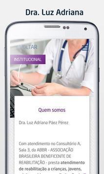 Dra. Luz Adriana Páez Pérez screenshot 1