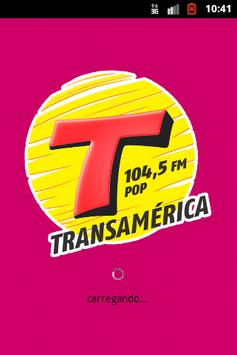 Rádio Transamérica Foz poster
