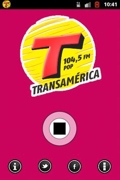 Rádio Transamérica Foz screenshot 1