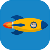 Flappy Monkey Rocket icon