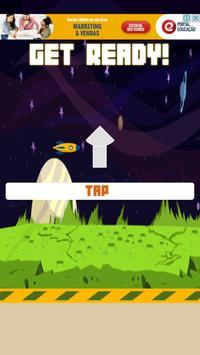 Flappy Monkey Rocket apk screenshot