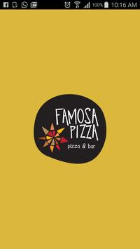 Famosa Pizza - Delivery Online poster