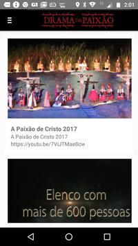 Drama da Paixão - Santana de Parnaíba screenshot 4