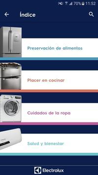Electrolux - Catálogo de Productos PUB poster