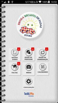 Escola Recanto de Fadas apk screenshot