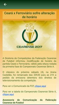 FCF Oficial apk screenshot