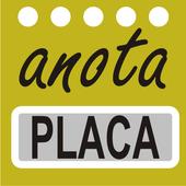 Anota Placa icon