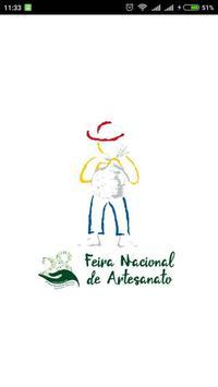 Feira Nacional de Artesanato poster