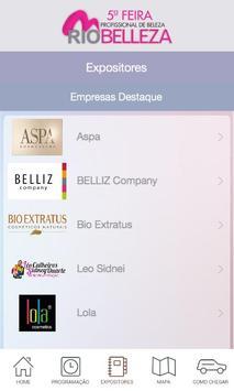 Feira Rio Belleza screenshot 2