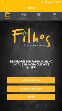 Filhosweb screenshot 6