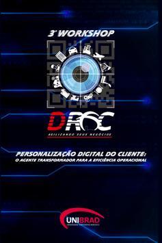 DROC 3º Workshop poster