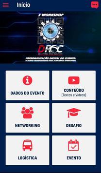 DROC 3º Workshop screenshot 2