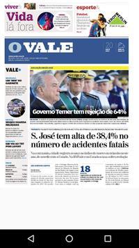Jornal OVALE apk screenshot