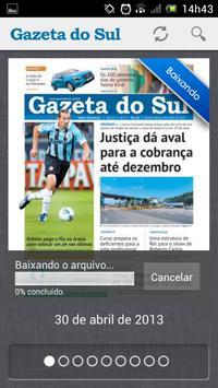 Gazeta do Sul apk screenshot